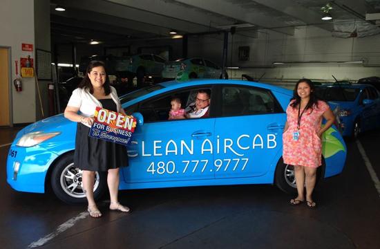 clean air cab