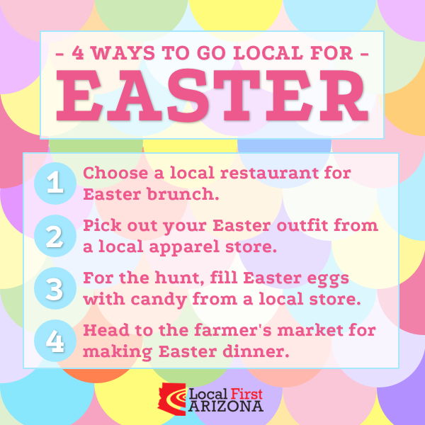 4 Ways to Go Local for Easter