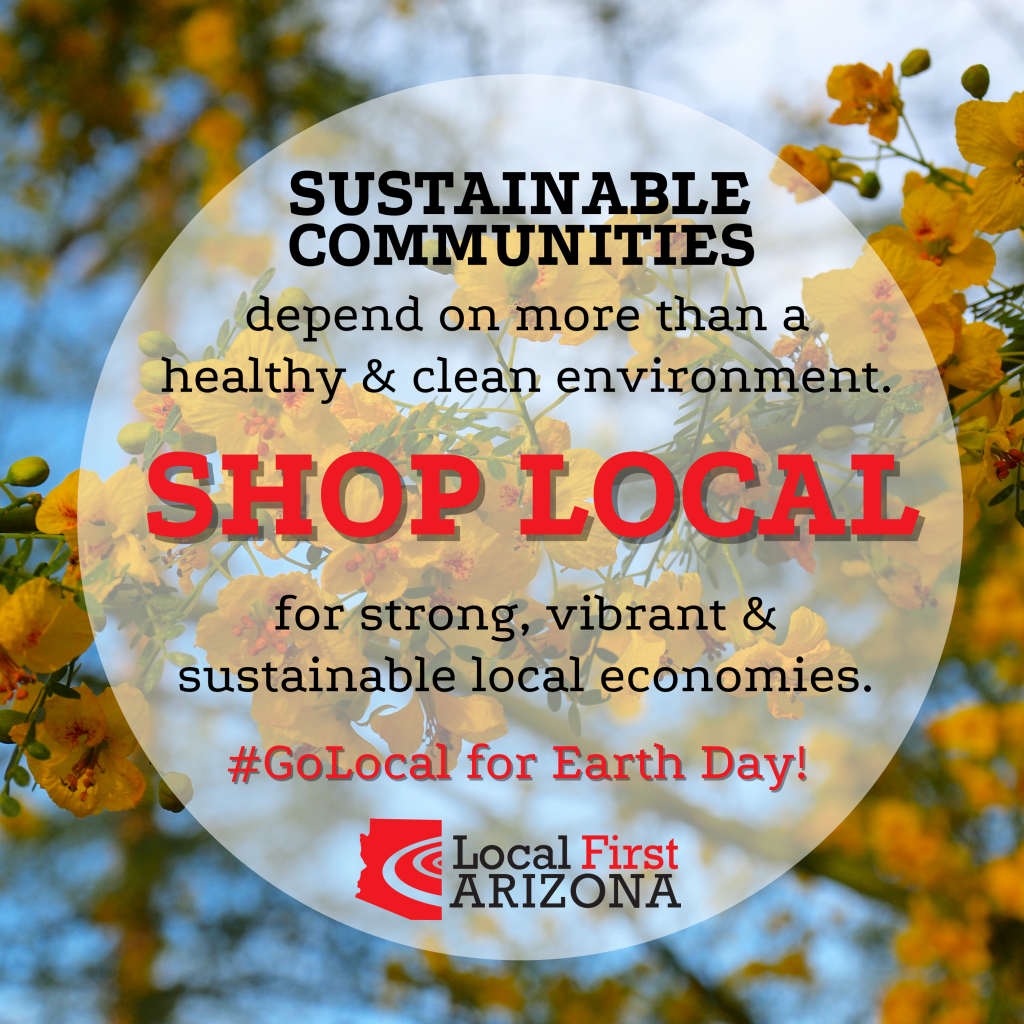Go Local for Earth Day