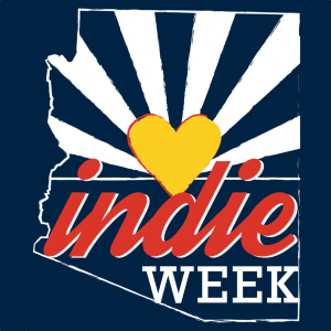 Indie Week Logo Square