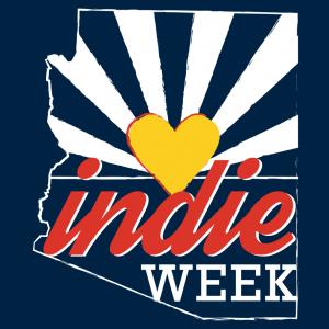 Indie Week Logo Square