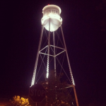 gilbert water tower