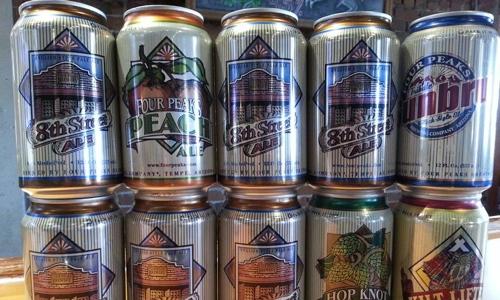 Four Peaks beer