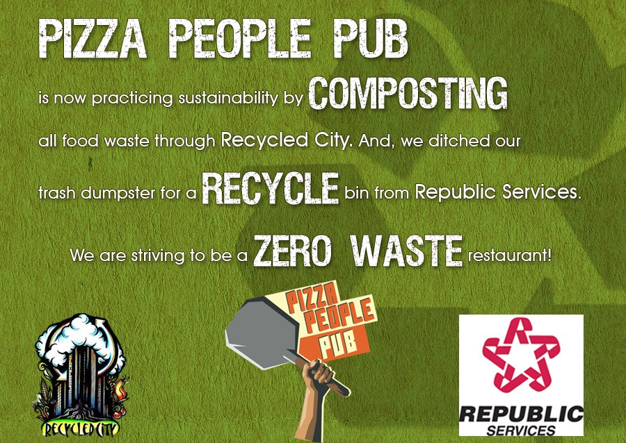 Pizza People Waste Reduction
