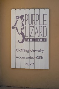 purple lizard boutique