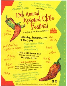 13th Annual Roasted Chile Festival (1)