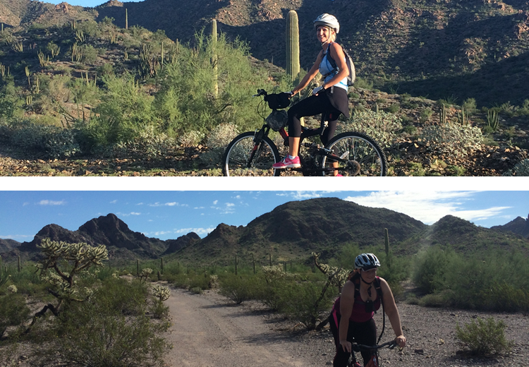 Ajo Mountain Bike