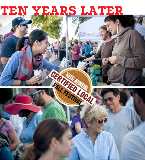Fall Festival 2014 Ten Years Later