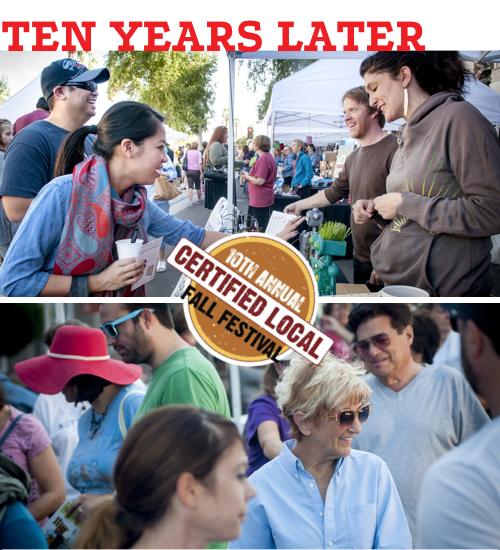 Fall Festival 2014 Ten Years Later