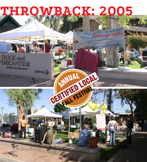 Fall Festival 2014 Throwback 2005