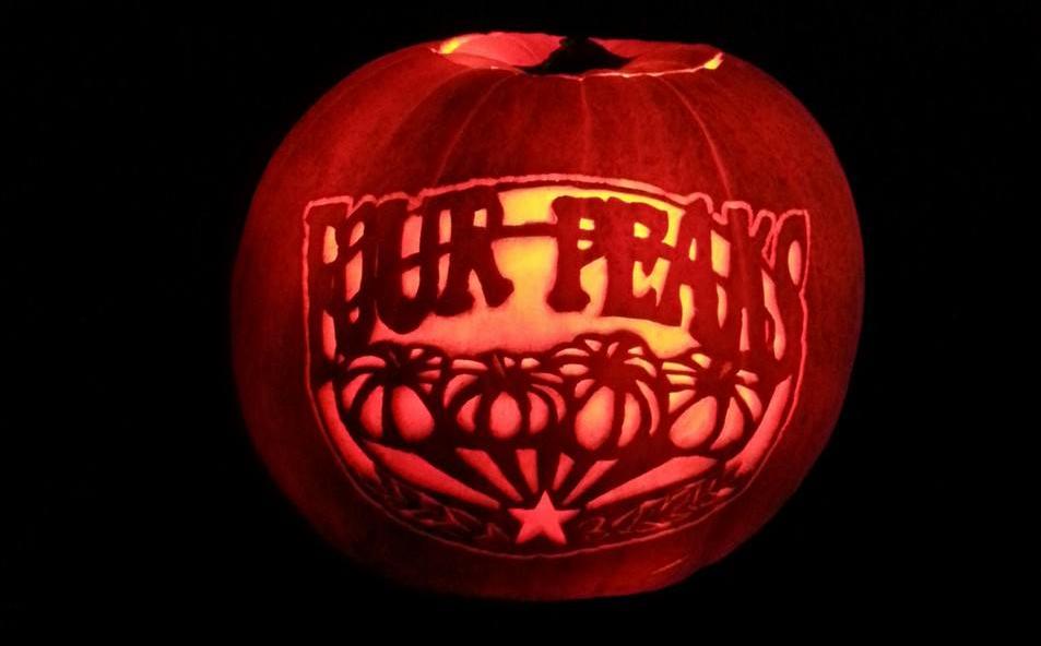 Four Peaks Pumpkin Carving