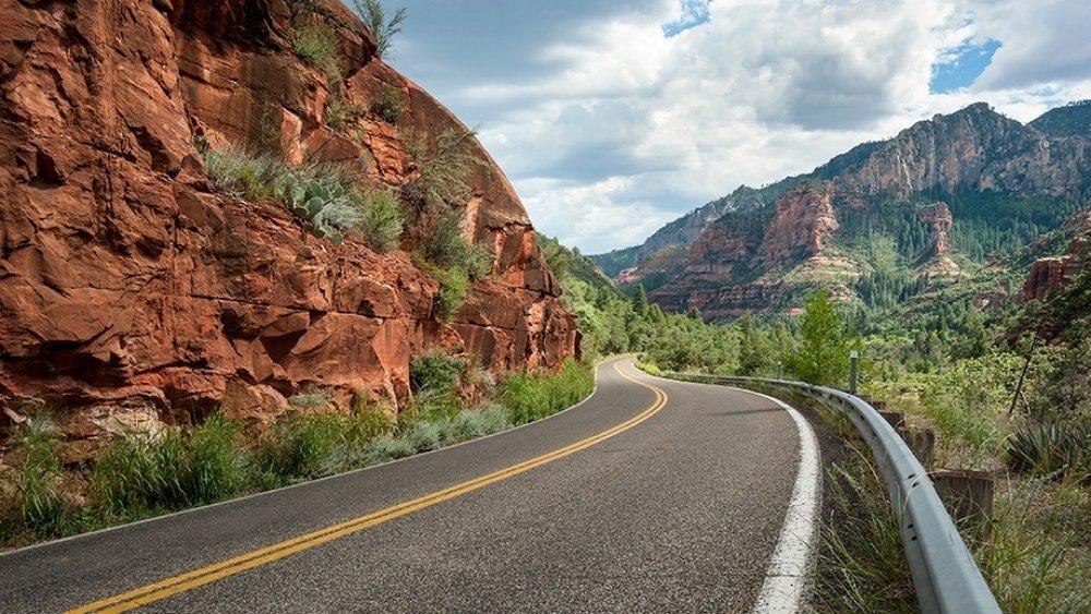 Oak Creek Canyon, 89A
