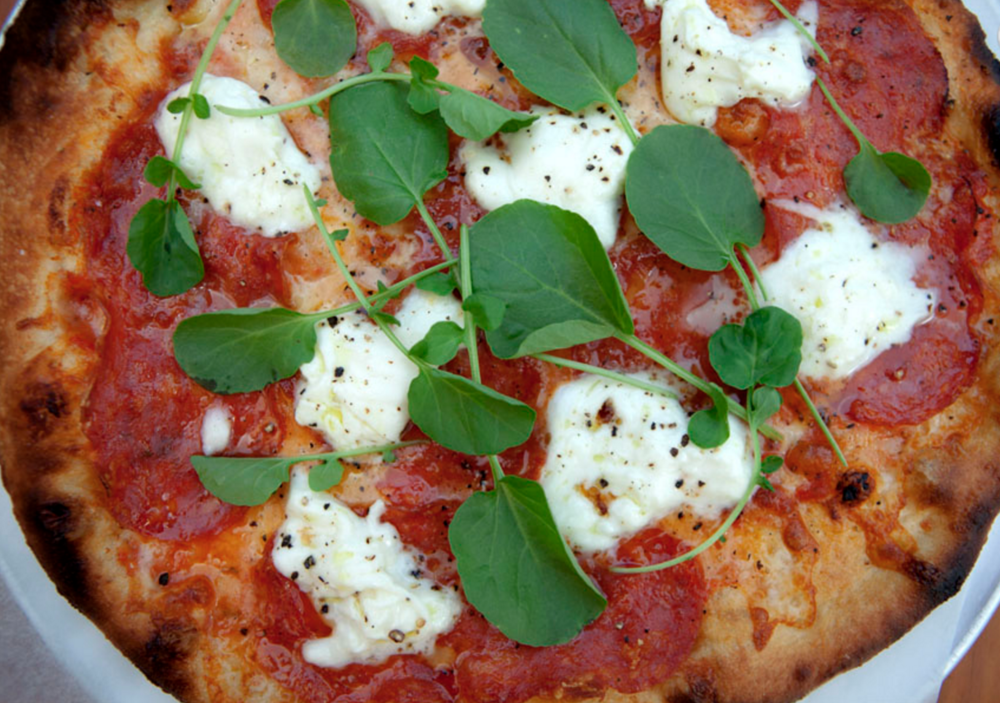 Image via The Parlor Pizzeria