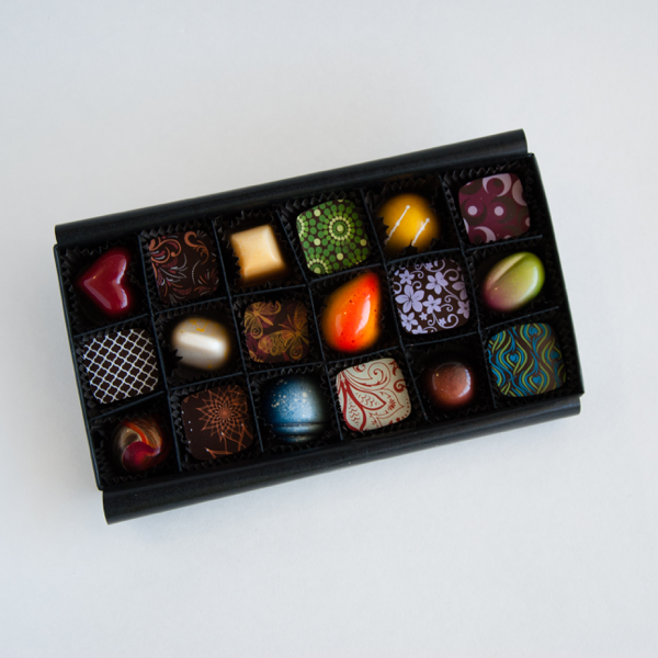 Featured: Xocolatl Jason Wasser Confections courtesy of Artisan Food Guild