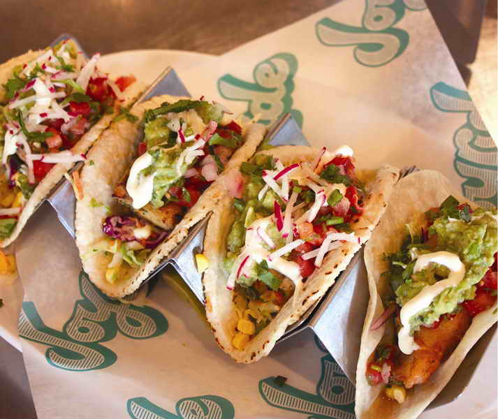 Use the Devour Phoenix Gift Card at all Joyride Tacos locations, plus 30 other local restaurants.