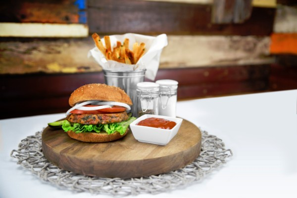 Have you tried the Tepa Burger yet?