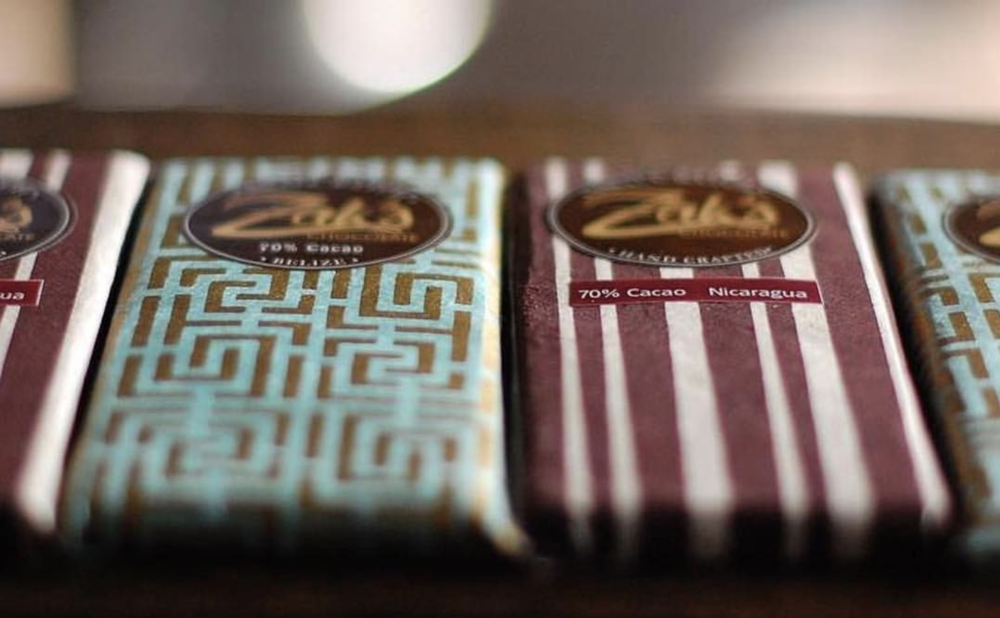Zak's Chocolate is a gourmet chocolate shop based in Scottsdale, Arizona.