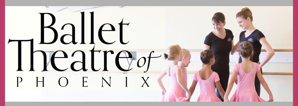 Photo Courtesy of Ballet Theatre of Phoenix's Facebook