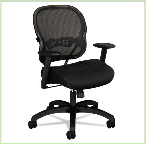 You could win this HON Basyx Chair, valued at $449!