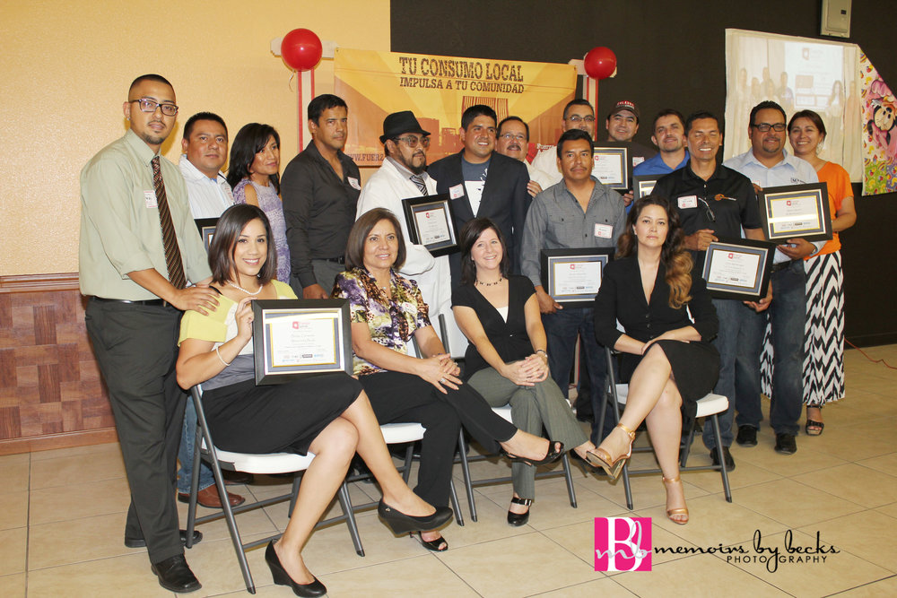 2013: Local First Arizona Foundation launches Fuerza Local Business Accelerator Program.