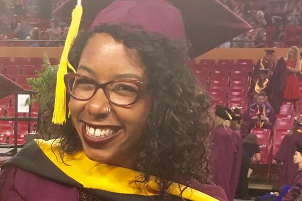 Maya Azzi Graduate