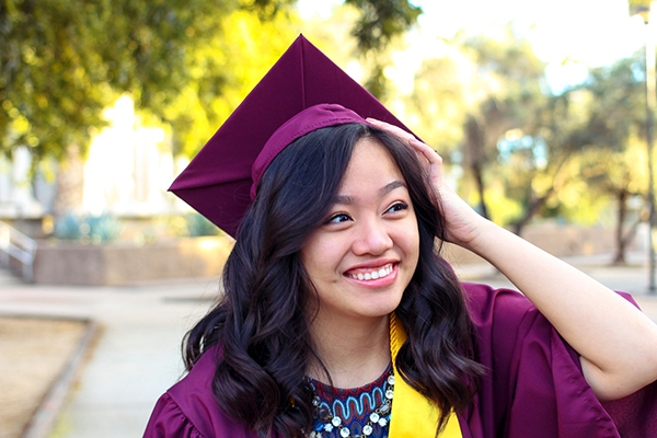 Anna Dong Graduate