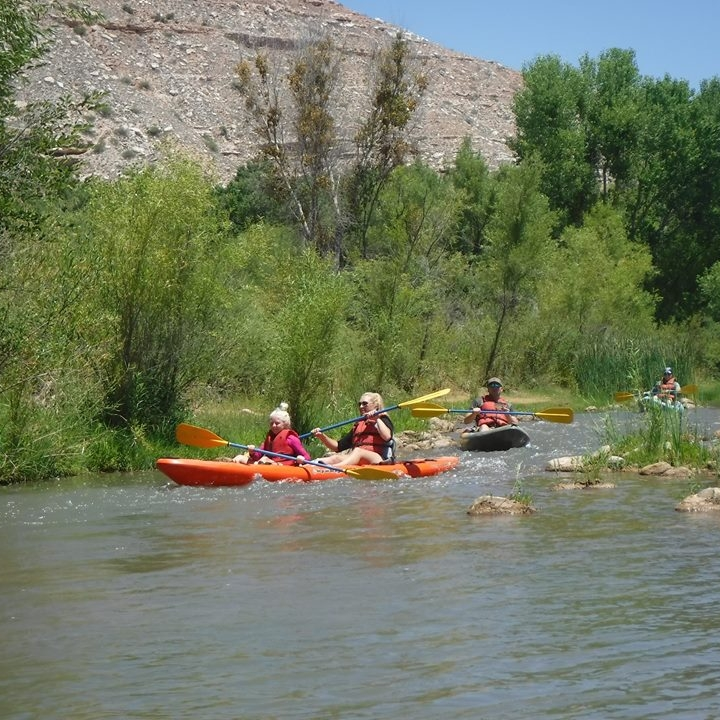 Clarkdale Kayak Company, Clarkdale - 20% off your ticket