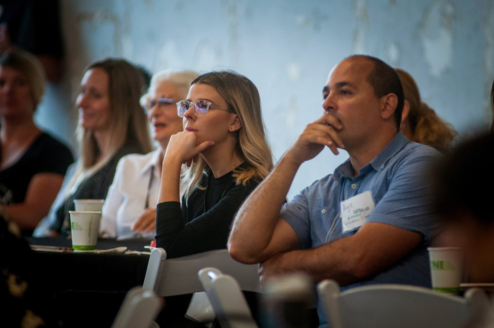 Attendees at the 2016 SOCENT Summit. Photo Credit: Rick D'elia, D'Elia Photographic