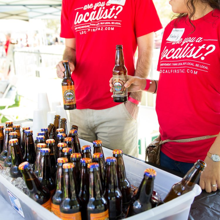 HENSLEY BEVERAGE GARDEN  Enjoy dozens of locally-made beers, wines, and spirits in the Hensley Beverage Garden (21+ only). Each beverage sample requires two sampling tickets ($1 per ticket).