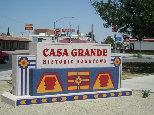 Downtown Casa Grande