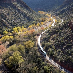 Verde Canyon Railroad, Clarkdale, Arizona