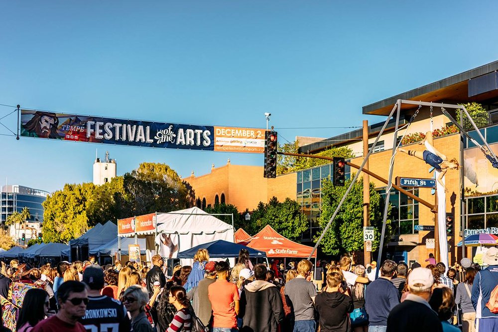 Image via Tempe Festival of the Arts