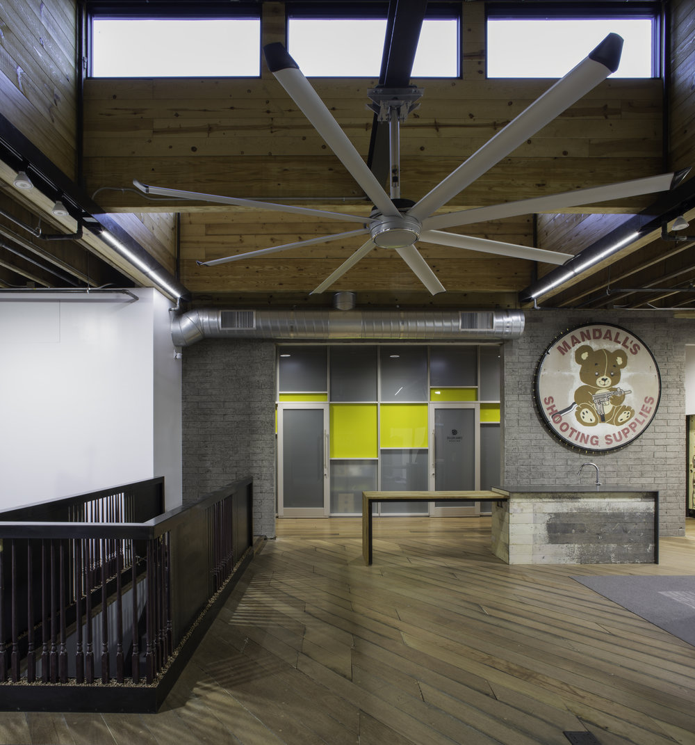 """The Creative Center of Scottsdale,"" Old Town Scottsdale, 180 degrees design + build"