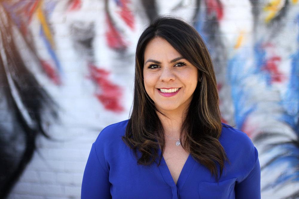 Livier C. Delgadillo - Coordinadora de Relaciones Comunitarias