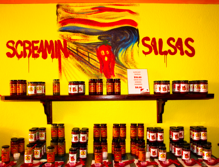 3. Bisbee Hot and Spicy - Wanting something to spice up your life? Stop into Bisbee Hot and Spicy for homemade hot sauces, salsa, BBQ sauces, and other spice inspired treats. See if you can handle the heat of their samples and take home a unique Bisbee gift.