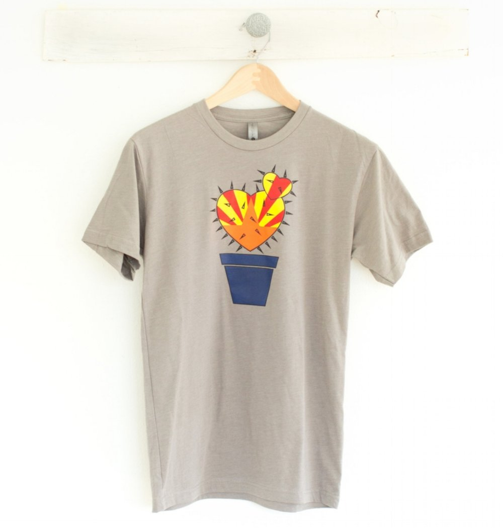 Are you an Arizona junkie and love sporting your state? Homegrown PHX is a lovely little local shop with a variety of both women's and men's t-shirts as well as hats and bags. These unique designs and local prints will get your Arizona-loving kid pumped about going back to school. Drop by the store or shop online to start representing your glorious state! -