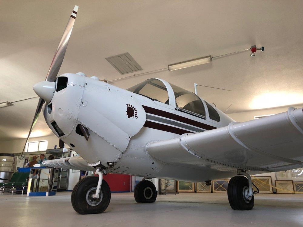 Border Air Museum