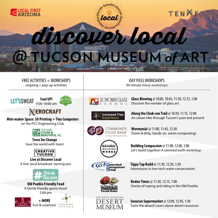 Discover Local - Oct 14 2018 - Schedule.jpg