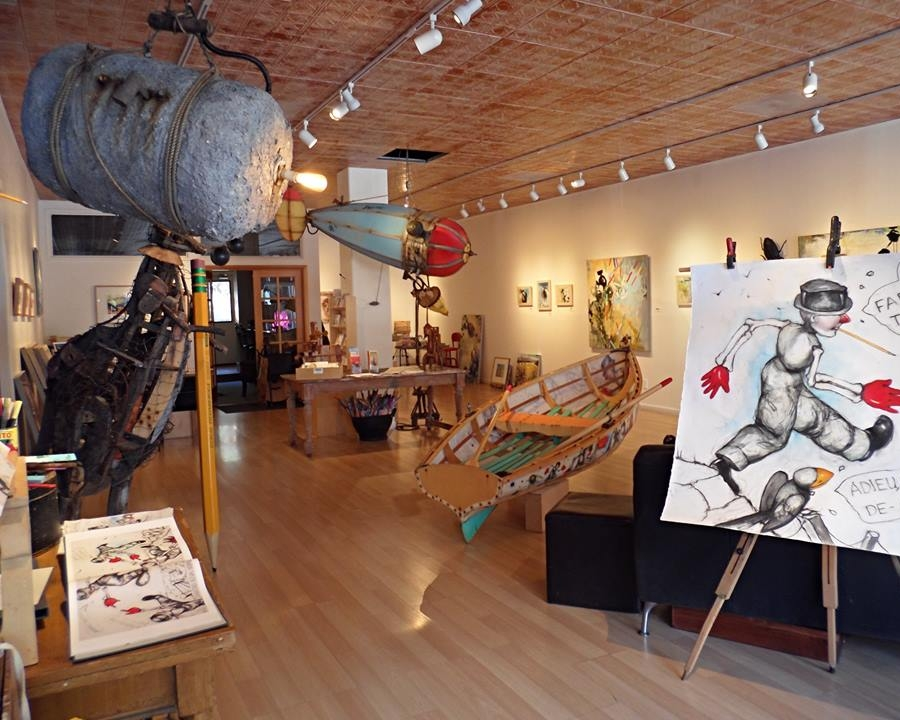 SamPoe Gallery