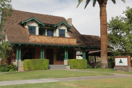 Historic Campbell House, Harder Development