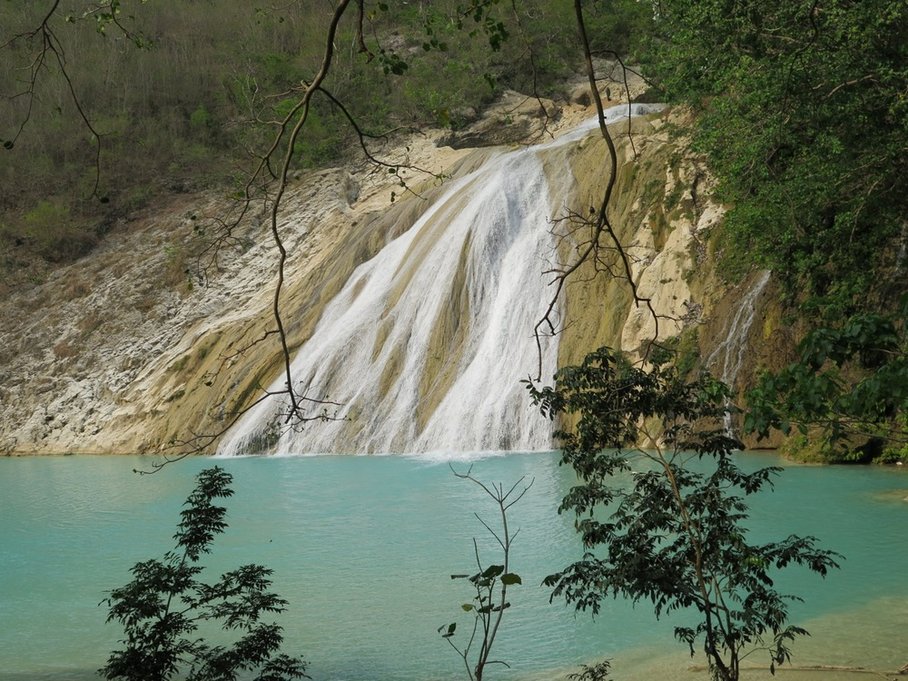 Bassin Zim Waterfalls