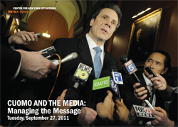 Cuomo and the Media: Managing the Message