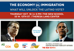 The Economy vs. Immigration: What will unlock the Latino vote in 2012?