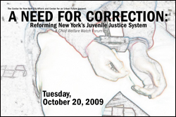 A Need for Correction: Reforming New York's Juvenile Justice System