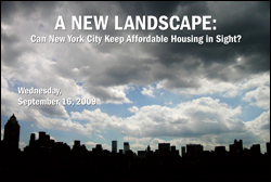 A New Landscape: Can NYC Keep Affordable Housing in Sight?