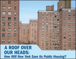 A Roof Over Our Heads: How Will New York Save Its Public Housing?
