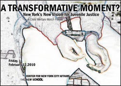 A Transformative Moment? New York's New Vision for Juvenile Justice