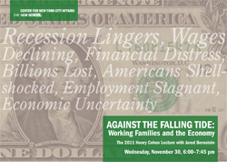 Against the Falling Tide: Working Families and the Economy
