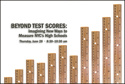 Beyond Test Scores: Imagining New Ways to Measure NYC's High Schools