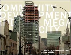 Community Development and the Mega City
